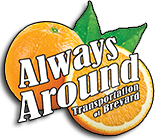 Always Around Transportation Logo